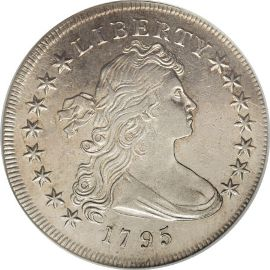 The Draped Bust Silver Dollar With Small Eagle Reverse