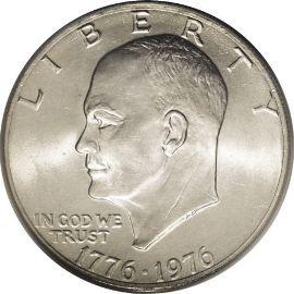 double sided dollar coin