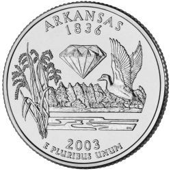 Arkansas State Quarters