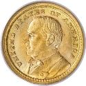 1903 Louisiana Purchase McKinley Gold Dollar Obv
