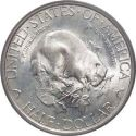 1936 Albany New York Half Dollar Obv
