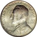 1936 Lynchburg Virginia Sesquicentennial Half Dollar Obv