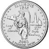 2003 Illinois State Quarter