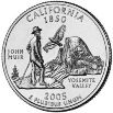 2005 California State Quarter