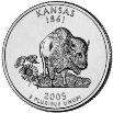 2005 Kansas State Quarter