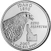 2007 Idaho State Quarter