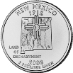 2008 New Mexico State Quarter