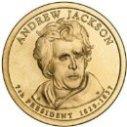 2008 Andrew Jackson Dollar