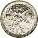 1938 Texas Centennial Half Dollar Rev