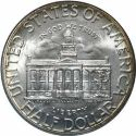 1946 Iowa Centennial Half Dollar Rev