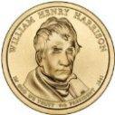 2009 William Henry Harrison Dollar